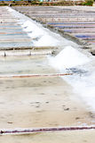 Saline in Troncalhada Stock Photography