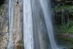 Salino Waterfall Detail Royalty Free Stock Image