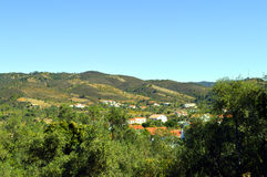 Salir countryside in Portugal Stock Photos