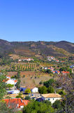 Salir countryside in Portugal Stock Photography