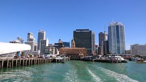 Salir de Auckland almacen de video