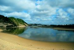 Salir tun Porto Stockfoto