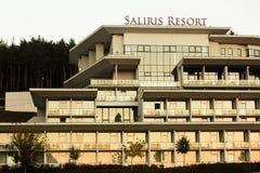 Saliris Resort Spa ξενοδοχείο Egerszalok Στοκ Φωτογραφία