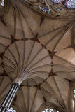 SALISBÚRIA, WILTSHIRE/UK - 21 DE MARÇO: Vista interior de Salisbúria fotografia de stock royalty free