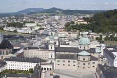Salisburgo Fotografie Stock
