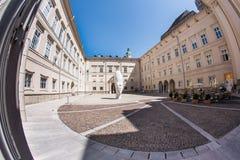 Salisburgo immagine stock libera da diritti