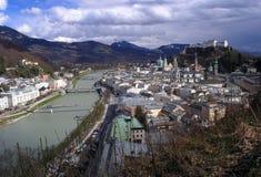 Salisburgo Fotografie Stock Libere da Diritti