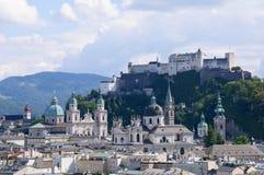Salisburgo, Austria Immagini Stock