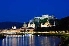 Salisburgo, Austria Immagini Stock Libere da Diritti