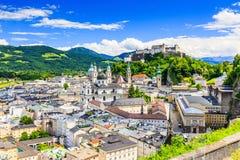 Salisburgo, Austria Immagine Stock