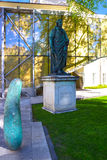 Salisburgo, Austria - 1° maggio 2017: La facciata dell'università di Salisburgo in Austria Immagini Stock
