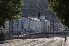 Salisburgo - l'Austria Fotografie Stock