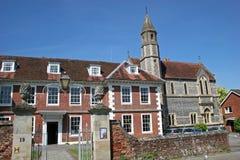 Salisbury Architecture Stock Photo
