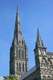 Salisbury cathedral Stock Image