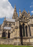 Salisbury Cathedral, England Stock Photography