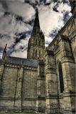 Salisbury Cathedral, UK Stock Photo