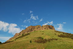 Salisbury Crags Stock Image