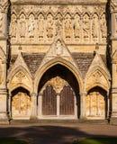 Salisbury domkyrka Fotografering för Bildbyråer