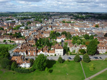 Salisbury, Engeland Royalty-vrije Stock Foto's