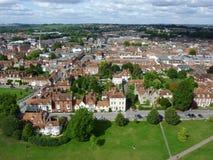 Salisbury, Inghilterra Fotografie Stock Libere da Diritti
