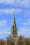 Salisbury-Kathedrale Lizenzfreie Stockfotos