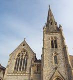 Salisbury vereinigte verbesserte Kirche lizenzfreies stockfoto