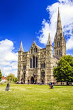 Salisbury, Wiltshire, England, Great Britain. Stock Photo