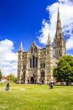 Salisbury, Wiltshire, England, Großbritannien stockfoto