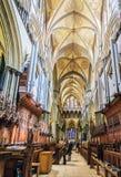 Salisbury, Wiltshire, Inghilterra, Gran Bretagna Fotografia Stock Libera da Diritti