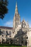 SALISBURY, WILTSHIRE/UK - 21. MÄRZ: Außenansicht von Salisbury Stockfotos
