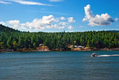 Salish Sea Stock Photography