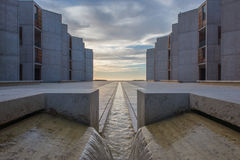 Salk Institute for Biological Studies Stock Images