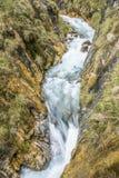 Salkantay Trekking Peru. The road to Machu Pichu Royalty Free Stock Photography