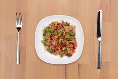 salladgrönsak royaltyfria foton
