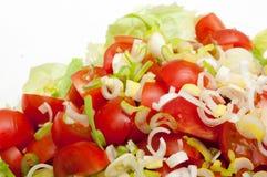 salladgrönsak Fotografering för Bildbyråer