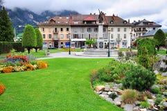 Sallanches, France Stock Photos