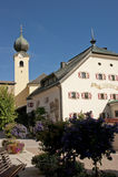 Sallbach in Österreich Lizenzfreie Stockfotos