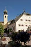 Sallbach in Oostenrijk Royalty-vrije Stock Foto's