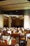 Salle à manger d'hôtel Images libres de droits