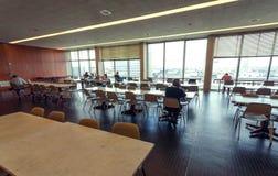 salle manger pour des tudiants et des lecteurs affams lintrieur de la