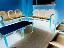 Salle d'attente Photographie stock libre de droits