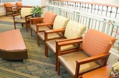 Salle d'attente d'hôpital Photo libre de droits