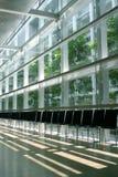 Salle d'attente moderne Photographie stock libre de droits