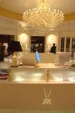 Salle d'exposition de couture de Meissen Images libres de droits