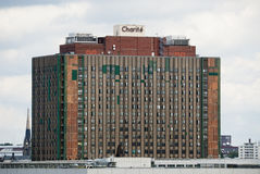 Salle d'hospitalisé de Charité Image stock