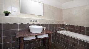 Salle de bain Images stock
