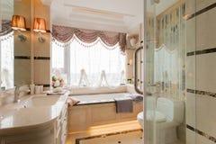 Salle de bain Photo libre de droits
