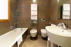 Salle de bain Photo stock
