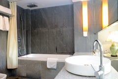 Salle de bain Image stock