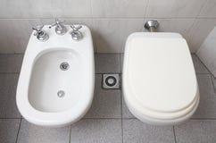 salle de bains 08 Images libres de droits